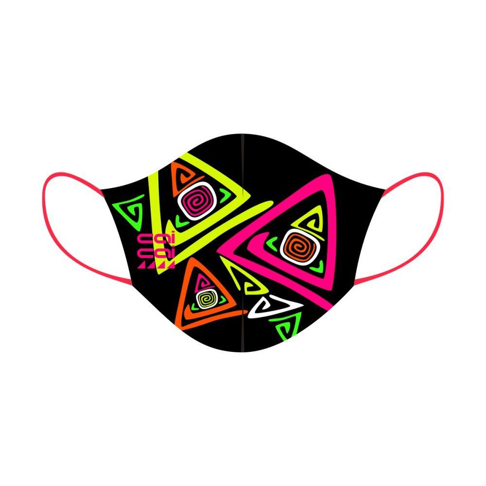 Mascarilla Triangles